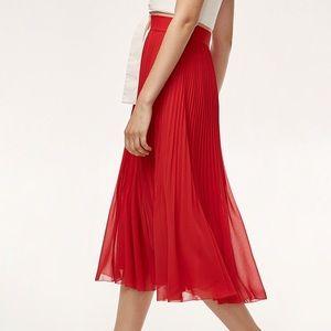 BRAND NEW Aritzia Wilfred Terre Skirt